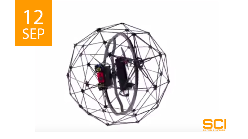 inspeccion dron