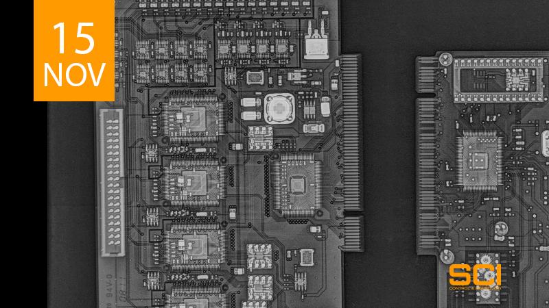 rayos x circuitos impresos