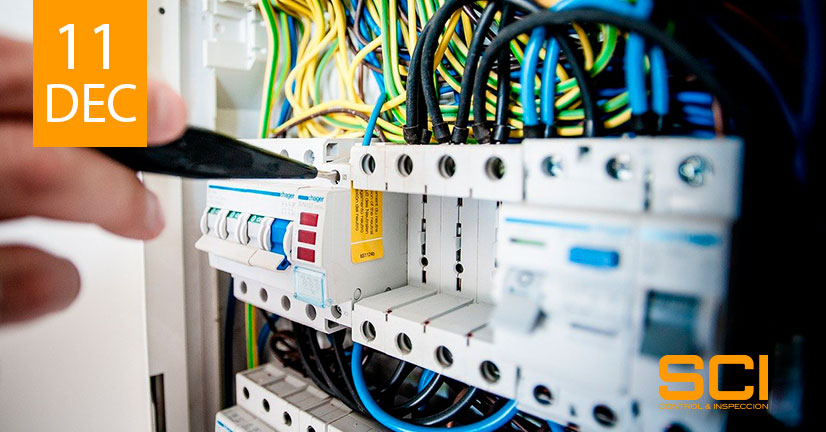 Inspección en instalaciones eléctricas de Baja Tensión
