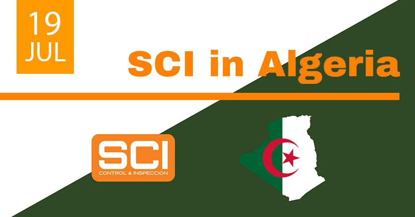 SCI in Algeria