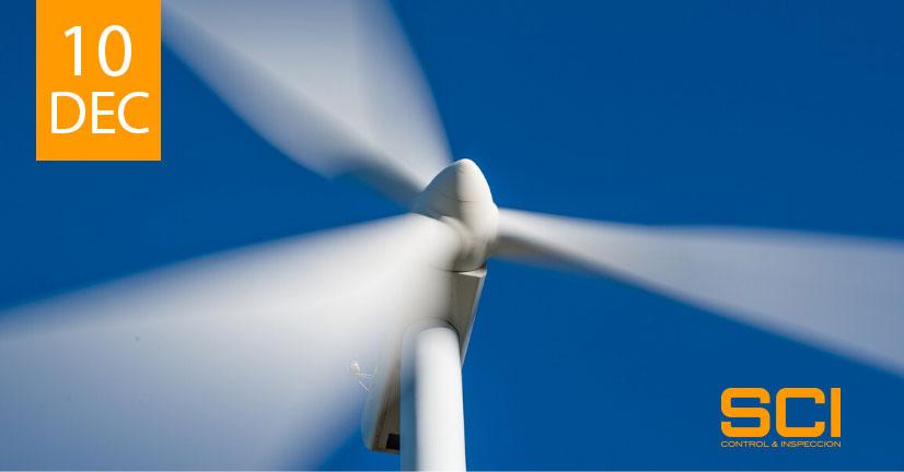 inspecciones en el sector eólico