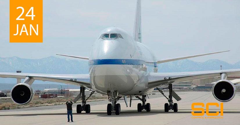 Radiografía Industrial aplicada al sector aeronáutico