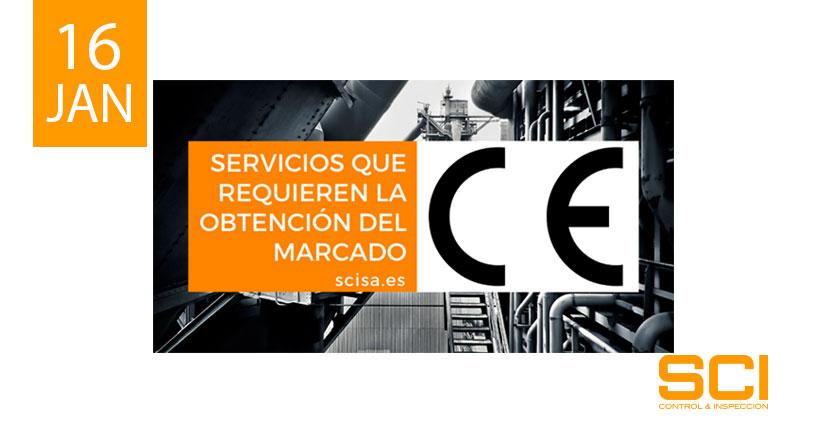 obtención del Marcado CE