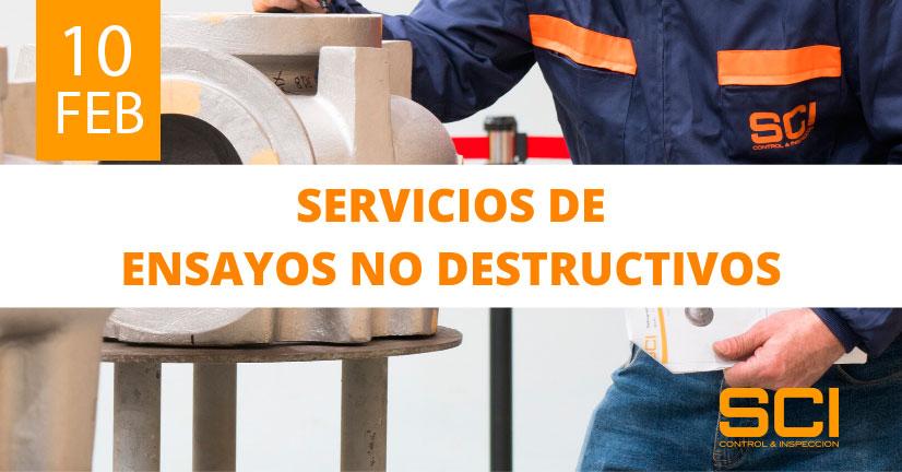servicios de Ensayos No Destructivos